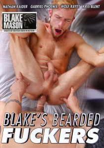 Blake's Bearded Fuckers DVD