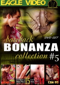 Bareback Bonanza Collection #5 DVD