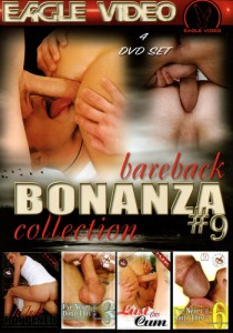 Bareback Bonanza Collection #9 DVD