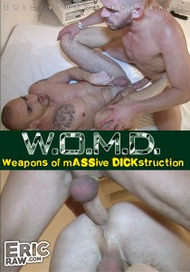W.O.M.D. Weapons of Massive Dickstruction DVD (S)