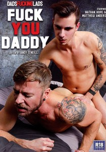 Fuck You Daddy DVD