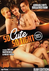 So Cute So Tight DVD