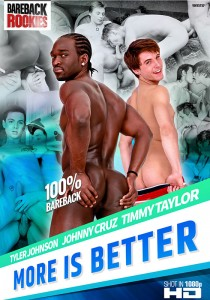 More is Better DVD