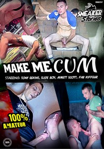 Make Me Cum (Sneaker Stories) DVD