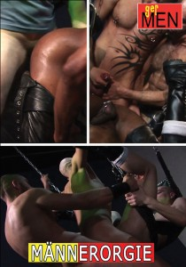 Männerorgie DVD (S)