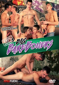 Big Bare Boners DVD