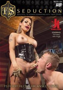 TSS133: TS Foxxy fills Alrik Angel's Tank DVD (S)