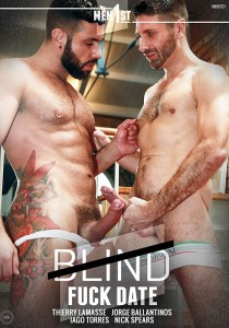 Blind Fuck Date DVD