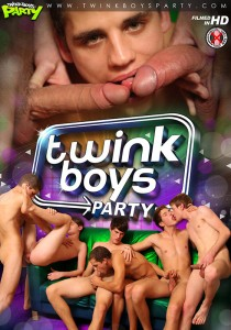 Twink Boys Party DVDR (NC)