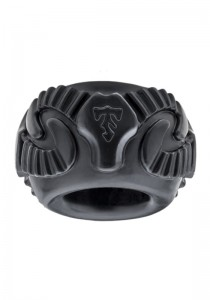 Tribal Son Ram Ring - Black - Boxed Double Kit