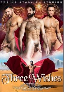 Three Wishes DVD