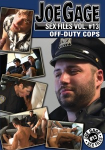 Joe Gage Sex Files vol. #13: Off-Duty Cops DVD