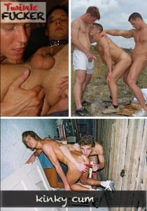 Kinky Cum DVD