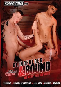 Blindfolded & Bound DVDR (NC)