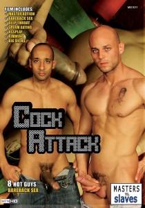 Cock Attack DVD