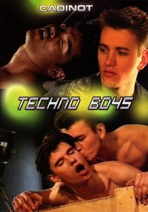 Techno Boys DVD