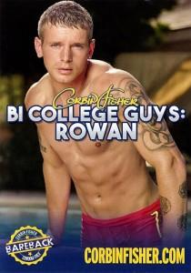 Bi College Guys: Rowan DVD