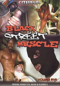 Black Street Muscle 5 DVD (S)