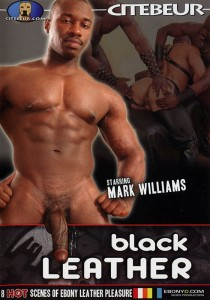Black Leather DVD (S)