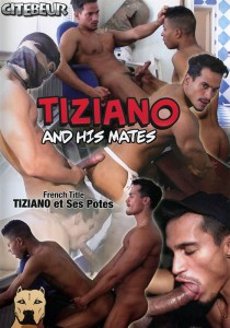 Tiziano And His Mates DVD (S)