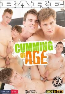 Cumming of Age DVD