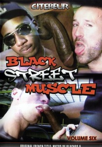 Black Street Muscle 6 DVD (S)