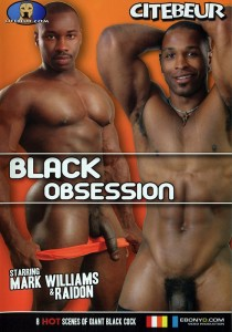 Black Obsession DVD (S)