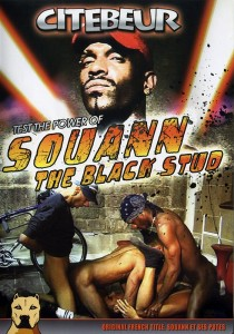 Souann The Black Stud DVD (S)