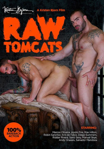 Raw Tomcats DVD