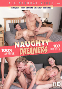 Naughty Dreamers DVD