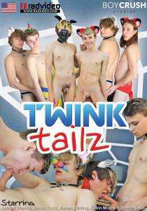 Twink Tailz DVD