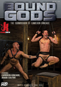 Bound Gods 104 DVD
