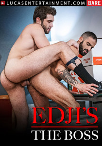 Gentlemen #25 - Edji's The Boss DVD (S)