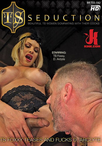 TSS142: TS Foxxy teases and fucks D. Arclyte DVD (S)
