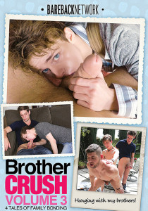 Brother Crush 3 DVD