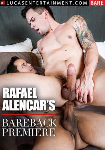 Rafael Alencar's Bareback Premiere DVD