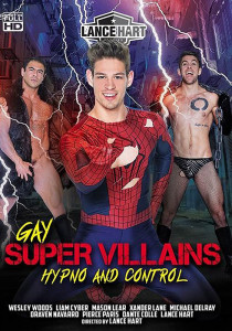 Gay Super Villains: Hypno & Control DVD