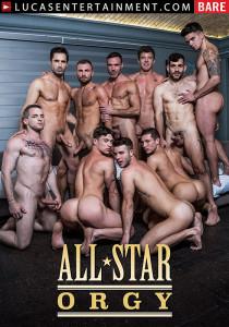 All*Star Orgy DVD