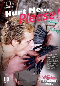 Hurt Me...Please! DVDR