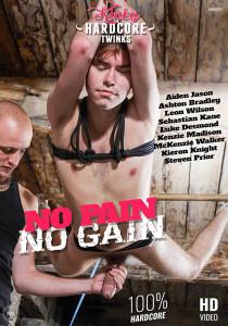 No Pain No Gain DVDR
