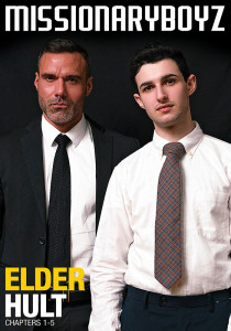 Elder Hult: Chapters 1-5 DVD (S)