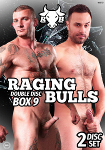 Raging Bulls Box 9 DVD