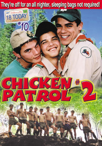 Chicken Patrol 2 DVD