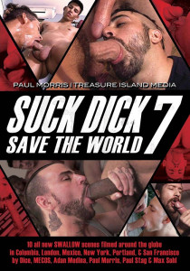 Suck Dick Save The World 7 DVD (S)