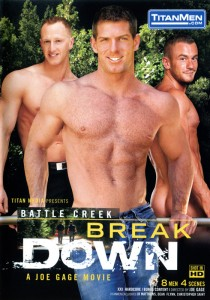 Battle Creek Break Down DVD