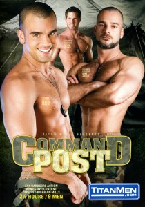Command Post DVD