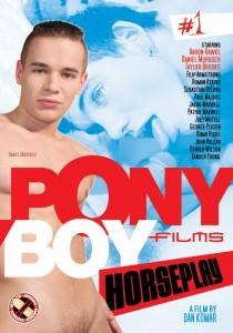 PonyBoy 1: Horseplay DVD