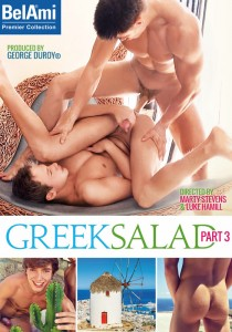 Greek Salad Part 3 DVD