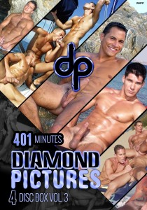 Diamond Pictures Box 3 DVD