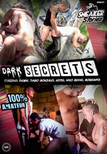 Dark Secrets DVD